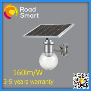 IP65 3000K-6500K Smart Outdoor Solar Street Camping Light LED pictures & photos