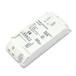 12V 24V 180-360W Dali Dimmer 5A*3channel RGB