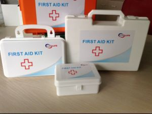 PP Box First Aid Kit pictures & photos