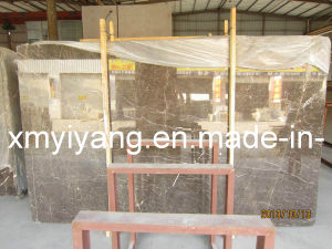 New Golden Jade, Polished Golden Brown Marble Slabs