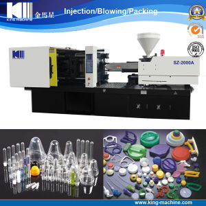Automatic Plastic Injection Molding Machine pictures & photos