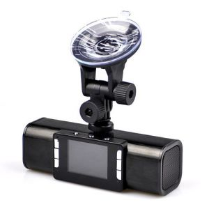 2.0 Inch LCD 1080p 5MP IR Night Vision Car DVR with MP3 Player/Flashlight/Digita pictures & photos