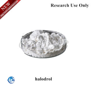 99.98% Purity Halodrol Steroids Powder pictures & photos