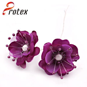 Single Stem Decorative High Quality Artificial Latex Flowers pictures & photos