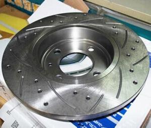 Auto Spare Part Auto Disc Brake Disc (7700704705) for Dacia/Renault Car Parts pictures & photos