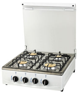 Table 4 Burner Gas Stove