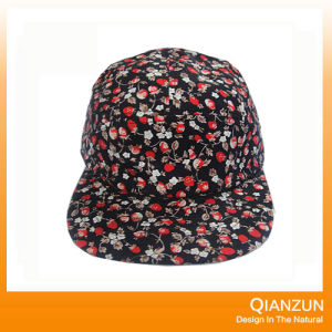Cotton Fitted Fruit Pattern Snapback Hats pictures & photos