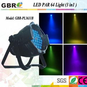 LED 3in1 PAR 64 Light /LED PAR Can