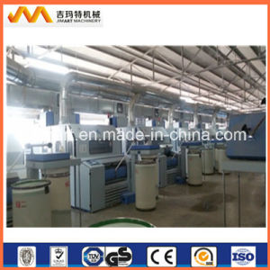 High Speed Patent Cotton Carding Machine with Cross Lapper pictures & photos