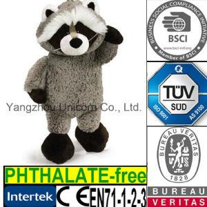 CE Gift Cozy Soft Stuffed Animal Raccoon Plush Toy