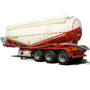 ISO CCC Approved 3 Axles 25t Bulk Cement Tank Trailer pictures & photos