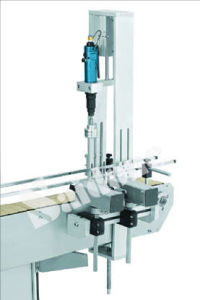 Semi-Automatic Capping Machine Bottle Capper pictures & photos