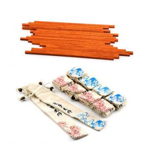 Padauk Chopstick Blanks & Sleeves (Set of 10) pictures & photos