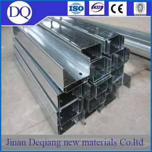 C Type Channel Steel Used in Building Construction
