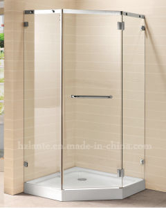 Excellent Design Stainless Steel Shower Enclosure with Low Tray (LTS-031) pictures & photos