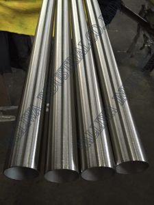 Stainless Steel Tube with Pattern pictures & photos