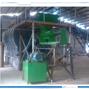 2014continuous Loading Pyrolysis Equipment for Scrap Tyires pictures & photos