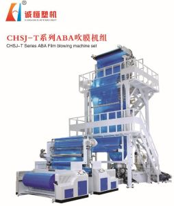 Chsj-T ABA Film Blowing Machine/ABA Plastic Extruder (Factory) pictures & photos
