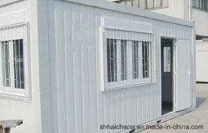 Container Office with Protect Window pictures & photos