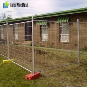 ASTM4687-2007 Galvanised Temporary Fencing, Temporary Fence pictures & photos