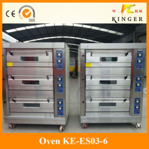 Electric Break Oven with 6 Tray in Hot Selling