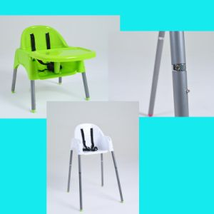 Best 2 In1green Baby Furniture High Chair Baby High Chair