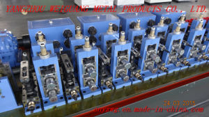 Wg16 High Frequency Carbon Steel Pipe Production Line pictures & photos