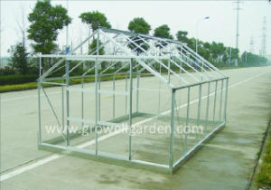 Growell Walk -in 6mm Polycarbonate Greenhouses B11 pictures & photos