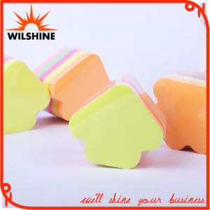 Arrow Shape Self-Adhesive Office Supply Sticky Notes (SN003) pictures & photos