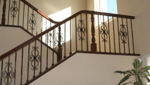 Wrought Iron Stair Balustrade pictures & photos
