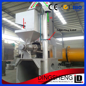 Dingsheng Brand Auto-Feeding Oil Press Machine pictures & photos