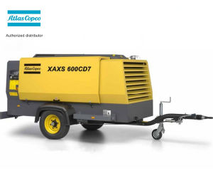 (18.6m3/min 14bar) Xavs650CD Atlas Copco Portable Air Compressor