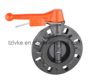 PVC Butterfly Valve (GT218) pictures & photos