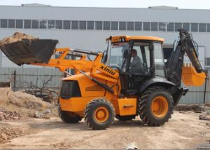 Jcb 3cx Ce Approved Carraro Transmission Backhoe Loader for Sale pictures & photos