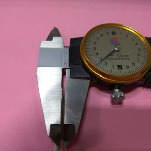 High Quality 20mm, 1.7MHz RoHS ISO9001 Ultrasonic Atomization Piece pictures & photos
