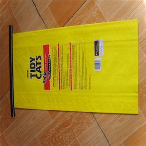 PP Woven/ Non Woven Plastic Flour Sack for Sale pictures & photos