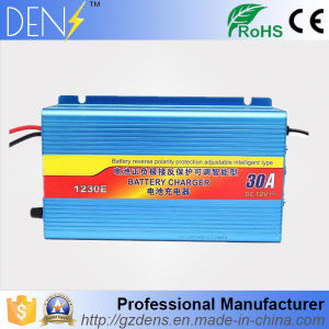 Ebay Quality Supplier 30A 12V Battery Charger for Lead-Acid Car Battery pictures & photos