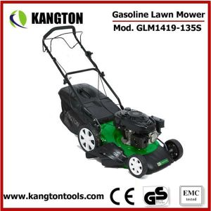 19′′ 135cc Sell-Propelled Tractor Gasoline Lawn Mower (KTG-GLM1419-135S) pictures & photos