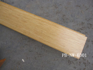 Natural Stand Woven Bamboo Flooring Click System (PB-NW-K001)