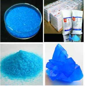 High Purity Copper Sulfate for PCB Industry pictures & photos