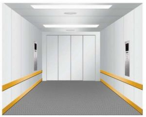 Wide Jamb Optional Type Cargo Elevator/ Freight Elevator pictures & photos