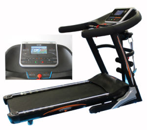 New Fitness Gym Equipment Motorized Home Treadmill (8018) pictures & photos