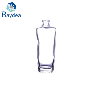 Flint Round Glass Bottle for 80ml Cream pictures & photos