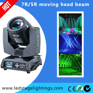 Moving Head Beam Stage Light 5r/7r Sharpy Claypaky pictures & photos