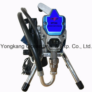 Hyvst Electric High Pressure Airless Paint Sprayer Piston Pump Spt395 pictures & photos
