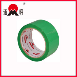 Green Customized Logo and Color BOPP Packing Tape