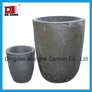 Clay-Graphite Crucible
