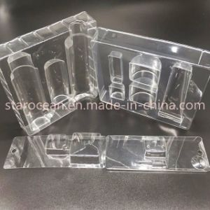Customized Plastic Package Trays for Cosmetics with Cardboard Box pictures & photos