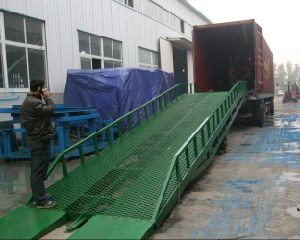 Hydraulic Loading Dock Ramp with CE pictures & photos