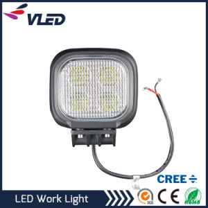 Truck Square CREE LED Work Light off Road Lamp 40W pictures & photos